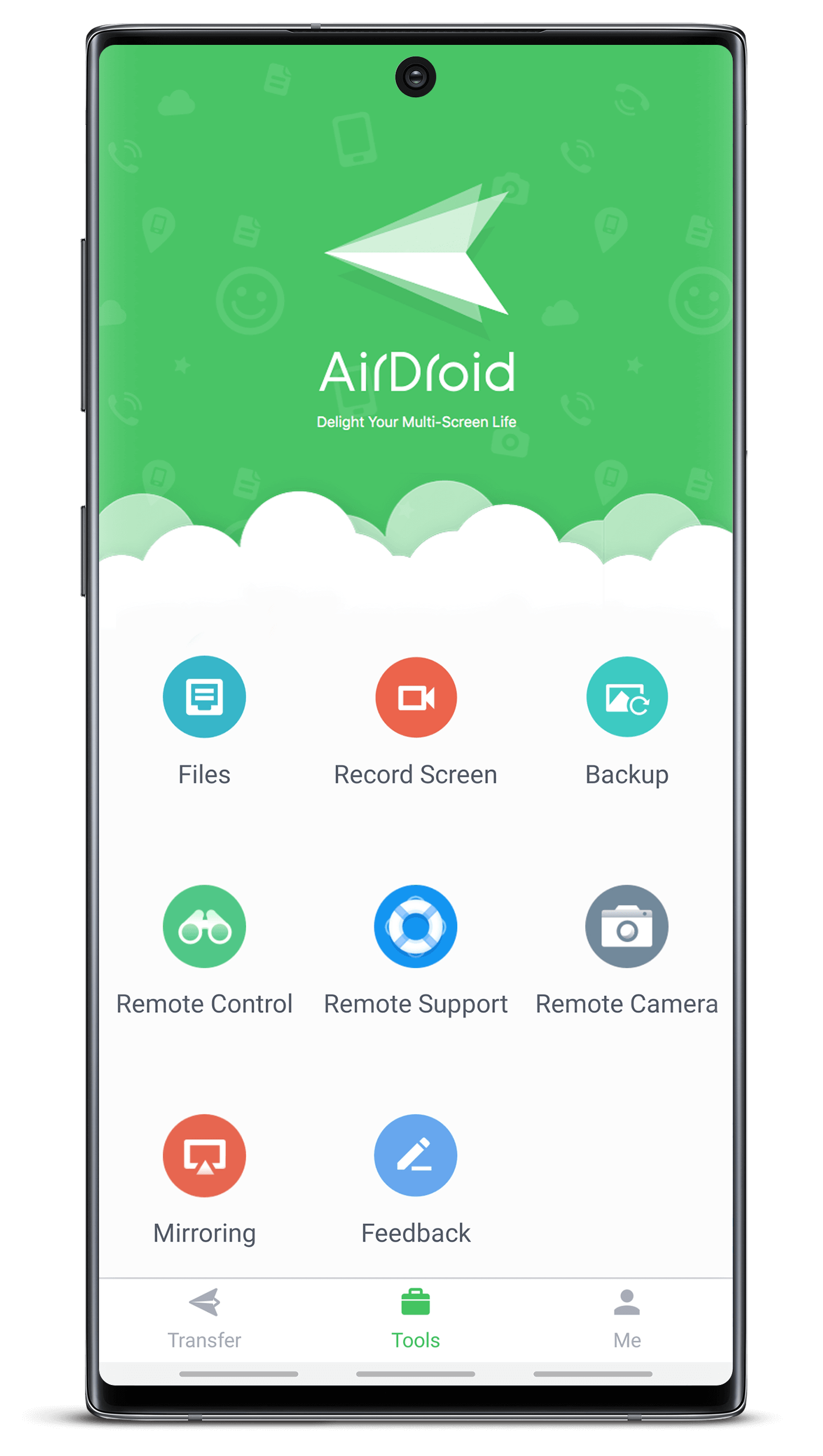Airdroid: Remote Access & File V4.2.4.1